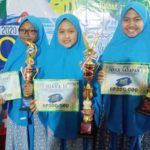 3 Santri SMP Ar-Rohmah Putri Juara Z-Fest Education Olympiad