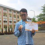 SMP Ar Rohmah Tahfizh Malang berhasil mengukir prestasi dalam Hidatullah Mathematics and Science Olympiade (HIMSO)