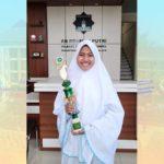 Membanggakan, Santri SMP Ar-Rohmah Putri Juara III Olimpiade Matematika Se-Jawa Timur