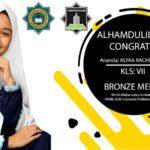 Santri SMP Ar-Rohmah Putri Lolos Final Olimpiade Matematika Internasional di Malaysia