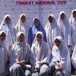 SMA AR-ROHMAH PUTRI RAIH JUARA UMUM HIDAYATULLAH ISLAMIC COMPETITION 2019