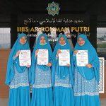 Siswi SMP-SMA Ar-Rohmah Putri IIBS Sabet Prestasi Di IJURECON 2020 Malaysia