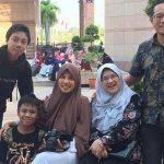 BERSUA PROF. MEGHAT DARI UNIVERSITAS TEKNOLOGI MARA MALAYSIA